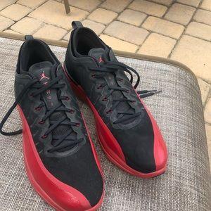 Nike Air Jordan basketball shoes size 12